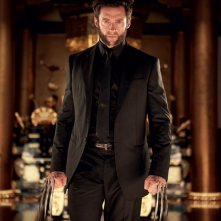 Wolverine: Hugh Jackman nei panni di Logan/Wolverine