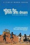 Dove sognano le formiche verdi: la locandina del film