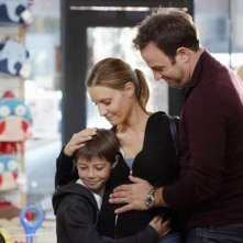 Private Practice: Griffin Gluck, Kadee Strickland e Paul Adelstein nell'episodio Life Support