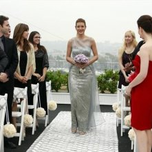 Private Practice: Kate Walsh in un momento dell'episodio In Which We Say Goodbye