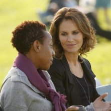 Private Practice: Marianne Jean-Baptiste ed Amy Brenneman nell'episodio Life Support