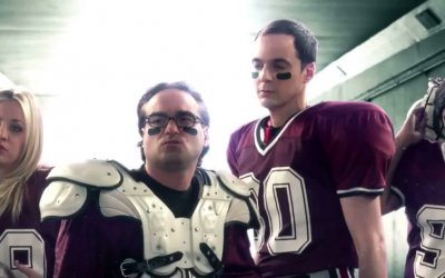 Promo Super Bowl 2013 - The Big Bang Theory