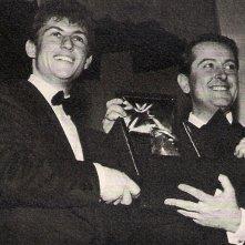 Sanremo 1963 - Tony Renis ed Emilio Pericoli vincono con Uno per tutte
