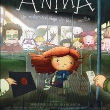 AninA: la locandina del film