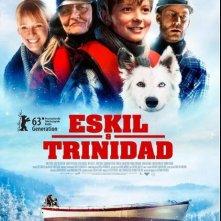Eskil & Trinidad: la locandina del film