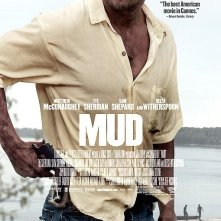 Mud: la prima locandina del film