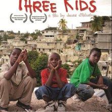 Three Kids: la locandina del film
