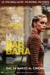Barbara: il poster italiano del film