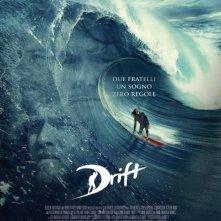Drift: il teaser poster italiano del film