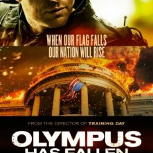 Olympus Has Fallen: Character Poster per Gerard Butler