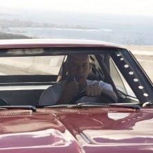 Vin Diesel in una scena di Fast & Furious 6
