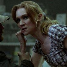 A Single Shot: Sam Rockwell e Melissa Leo in una scena del film