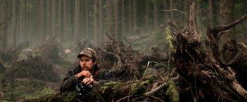 A Single Shot: Sam Rockwell in una scena del film