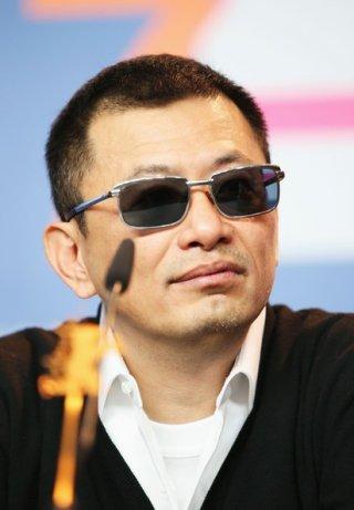 Berlinale 2013: Wong Kar-Wai durante la conferenza stampa della giuria