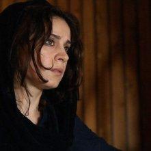 Closed Curtain: Maryam Moghadam in una scena del film diretto da Jafar Panahi