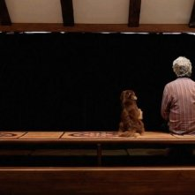 Closed Curtain: una scena del film di Jafar Panahi e Kamboziya Partovi