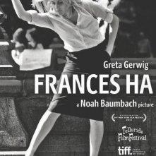 Frances Ha: la locandina del film