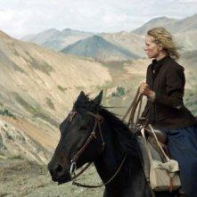 Gold: Nina Hoss in una suggestiva scena del film