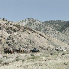 Gold: una scena del film western diretto da Thomas Arslan