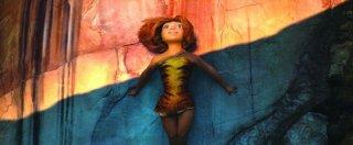 I Croods: una scena tratta dal nuovo film d'animazione della Dreamworks