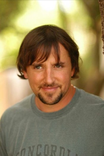 Il regista Richard Linklater in una foto promozionale di Before Midnight