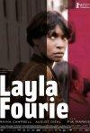 Layla Fourie: la locandina del film