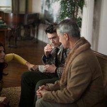Maladies: James Franco, Catherine Keener e David Strathairn in una scena