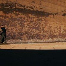 Materia Oscura: una scena del documentario incentrato sul Poligono Sperimentale del Salto di Quirra in Sardegna