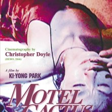 Motel Cactus: la locandina del film