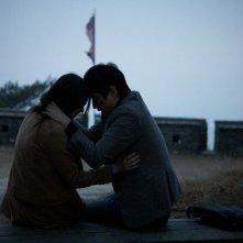 Nobody's Daughter Haewon: Eunchae Jung e Sunkyun Lee in una scena del film