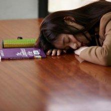 Nobody's Daughter Haewon: Eunchae Jung in una scena del film