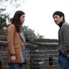 Nobody's Daughter Haewon: Eunchae Jung insieme a Sunkyun Lee in una scena del film