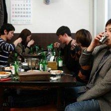 Nobody's Daughter Haewon: i protagonisti Eunchae Jung e Sunkyun Lee in una scena del film