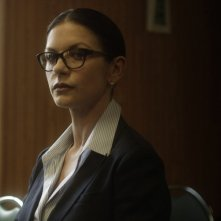 Side Effects: Catherine Zeta-Jones in una scena del film