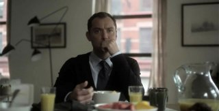 Side Effects: Jude Law in una scena del film