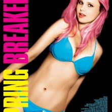 Spring Breakers: Character Poster francese per Rachel Korine