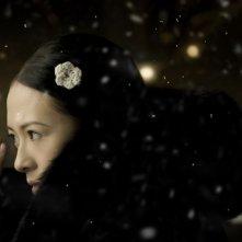 The Grandmasters: la protagonista Zhang Ziyi in una scena
