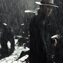 The Grandmasters: Tony Leung Chiu Wai in una scena del film diretto da Wong Kar-Wai
