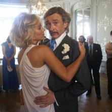 The Look of Love: Anna Friel e Steve Coogan in una scena