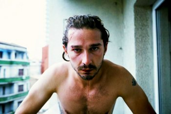 The Necessary Death of Charlie Countryman: Shia LaBeouf in una scena