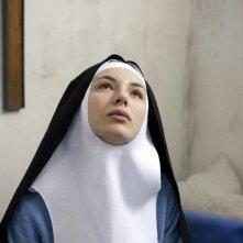 The Nun: Louise Bourgoin in una scena del film