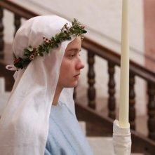The Nun: Pauline Etienne in una scena