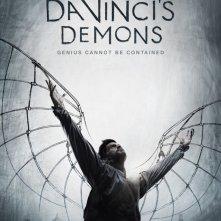 Da Vinci's Demons: un poster della serie