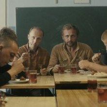 In the Name of: il protagonista Andrzej Chyra in una scena del film