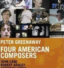 Quattro compositori americani: la locandina del film