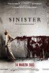 Sinister: la locandina italiana del film