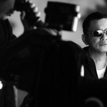 The Grandmasters: il regista Wong Kar-wai sul set del film
