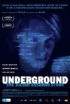 Underground: The Julian Assange Story: la locandina del film