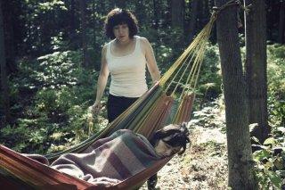 Vic + Flo Saw a Bear: Romane Bohringer e Marie Brassard in una scena del film