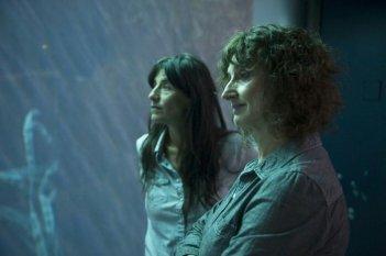 Vic + Flo Saw a Bear: Romane Bohringer e Pierrette Robitaille in una scena del film
